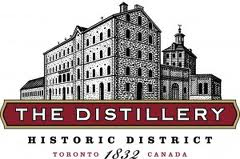 Resume - The Distillery Historic District Logo