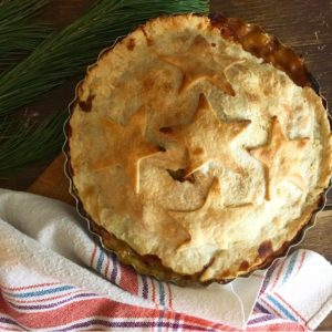 Nana-Approved Turkey Pot Pie