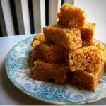 Salted Golden Caramel Bars