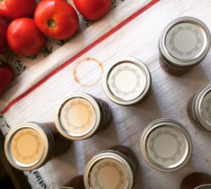 Roasted Red Pepper Ketchup