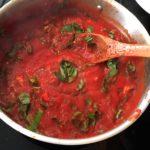 Buttery Garlic Basil Tomato Sauce